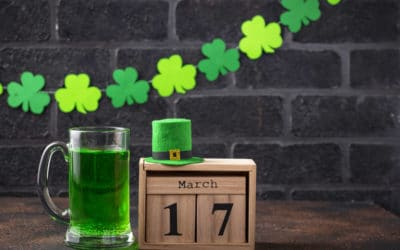 St Patrick's Day in Wine Country